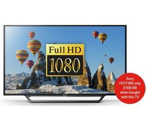 Discount Sony 48 Inch FHD Smart LED TV @ Argos