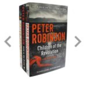 Discount Peter Robinson Collection - 3 Books @ The Works