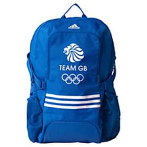 Discount Adidas Team GB Backpack, Blue Save £8 @ John Lewis