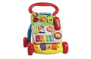 First Steps Baby Walker - Super Deal - Save £10 only £19.99!