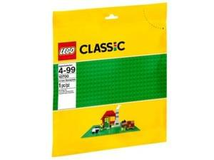 ASDA Toy Sale - Green Lego Baseboard