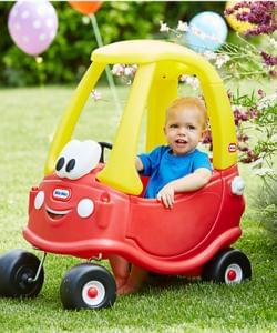 Red and Yellow Little Tikes Car Deal and Discount