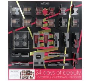 Discount 24 Days Of Beauty Advent Calender601Save £20 @ Argos