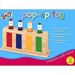 Classic Pop-Up Toy - Galt Toys