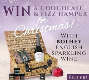 Chocolate & Fizz Hamper
