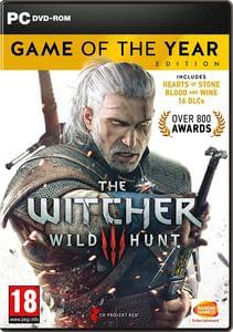 WITCHER 3: WILD HUNT, THE - GAME OF THE YEAR EDITION SAVE £14 @ gog.com