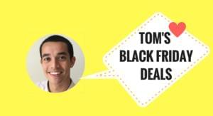 £100 Amazon Voucher - Join Tom's Black Friday Deals & Invite Your Friends