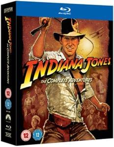 On Offer Indiana Jones: The Complete Adventures Blu-Ray
