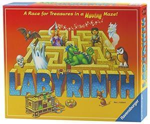Ravensburger Labyrinth Game - ALMOST HALF PRICE!