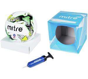 Mitre Delta Official League Football - Size 5