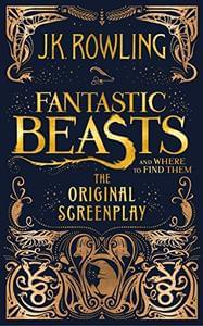 Save £8..JK ROWLING-Fantastic Beasts And Where To Find Them! Kindle edition.