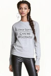 How cool is this Xmas Jumper! Fab price at H&M