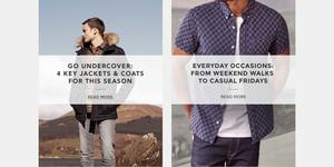 £10 off Orders Over £50 at Burtons Menswear London