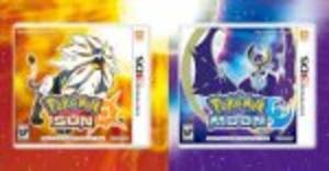 Nintendo 3DS Pokemon Sun & Moon @ Toys R Us