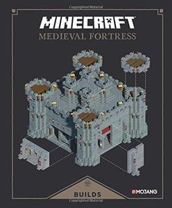 NEW & HALF PRICE! Minecraft: Exploded Builds: Medieval Fortress