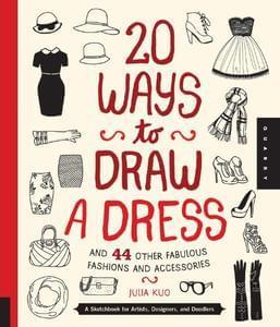 20 Ways to Draw a Dress