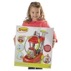 Save £18 on this kids Smart Cleaning Trolley Set at Tesco!