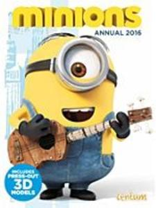 Minions Movie Official Movie Annual 2016 for 99p!!