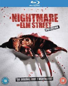 Nightmare On Elm Street 1-7 Blu-ray £13.99