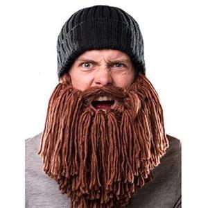 Wool Beard Hat Autumn Winter Warm @ Amazon