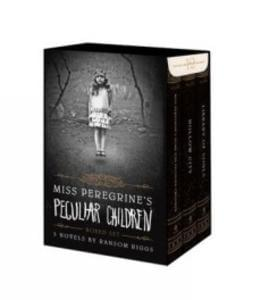 NEW: Miss Peregrine's Peculiar Children Boxed Set (Age 10-14 approx)