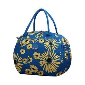 Tripp Daisy Holdall Turquoise/Yellow.. NOW ONLY £10!