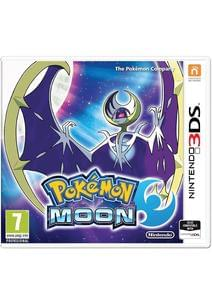 Pokemon Moon on Nintendo 3DS Pre-Order Deal (FREE Delivery)