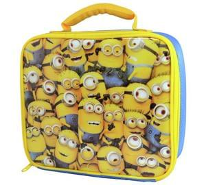 Discount Minions Rectangular Lunch Bag Save £6.50 @ Argos