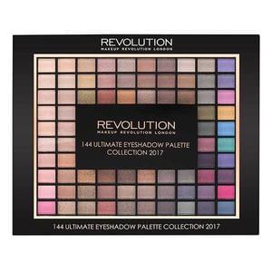 Discount Makeup Revolution Ultimate Eye Shadow Collection Save £12 @ Superdrug