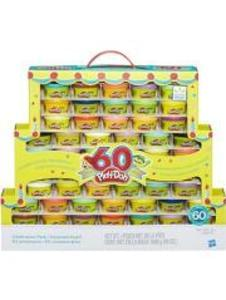 Play-Doh 60th Anniversary Celebration 60 Pack @ Asda George