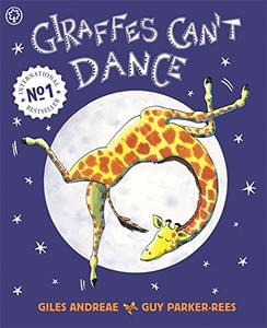 Giraffes Can't Dance: International No.1 Bestseller Paperback @ Amazon