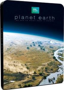 Planet Earth - Exlusive Limited Edition Steelbook Blu-ray @ Zavvi