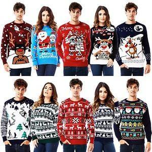 More Christmas Jumper Deals! £7.99 (FREE Delivery)