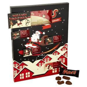 11 x Mars Advent Calendar 111 g for £9.99 + delivery
