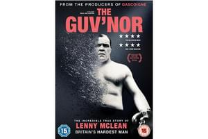 The Guv'nor On DVD & Lenny McLean's Autobiography