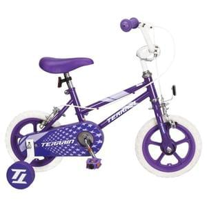 "Terrain Girls 12"" Bike Purple Save £25"