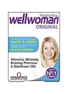 Boots Vitabiotics Wellman/Wellwoman Original Tablets - 30pk £4.21or 3 for 2
