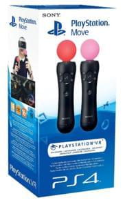 Buy Sony PlayStation Move Motion Controller Twin Pack at GameSeek. IN STOCK NOW