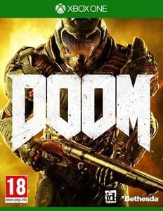 Buy Doom Xbox One for the cheapest price, only £14 at Tesco