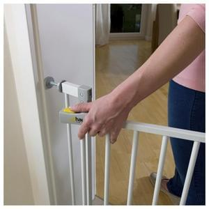 Hauck Open N Stop Safety Stair Gate, Half Price