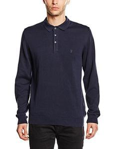 French Connection Knitted Polo Jumper from £14.80