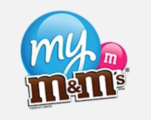 Personalised M&Ms - 15% off - perfect for Valentine's Day!