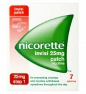 nicorette patches half price @ boots (all strengths) free C+C