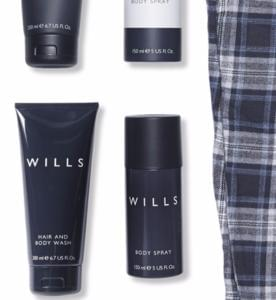 Jack Wills Shorts And Toiletries Gift Set Save £24