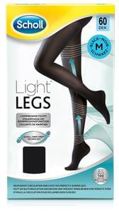 More than 1/3 off. Scholl Light Legs Compression Tights 60 Den