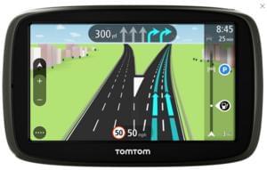 TomTom START 50 Sat Nav Full Europe Lifetime Maps