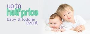 Babies R Us eBay Outlet Store. Up to Half Price Baby & Toddler Event. Save £££