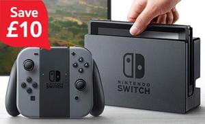 Buy Nintendo Switch Neon Red Blue at Tesco £279.99 (+ £10 off controller offers)