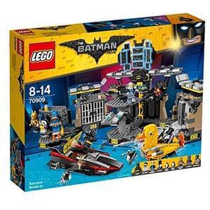 LEGO Batman Batcave Break-in Building Toy