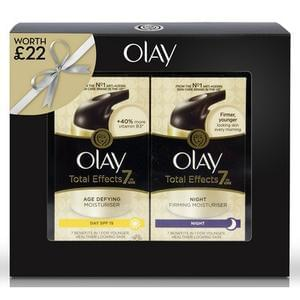Olay Total Effects Day & Night Cream Twin Pack